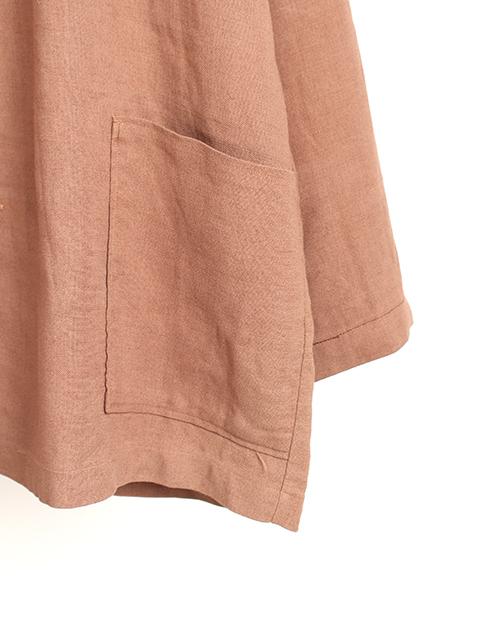 Armorialフレンチシャツジャケット