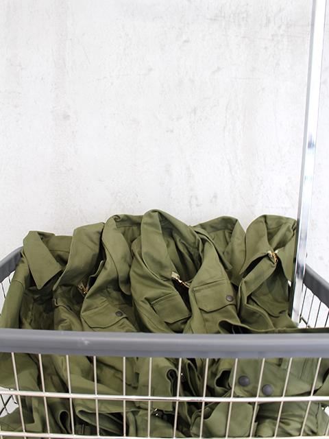 オーストラリア軍ドリルジャケット