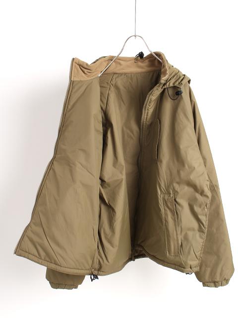 イギリス軍PCSジャケット内側