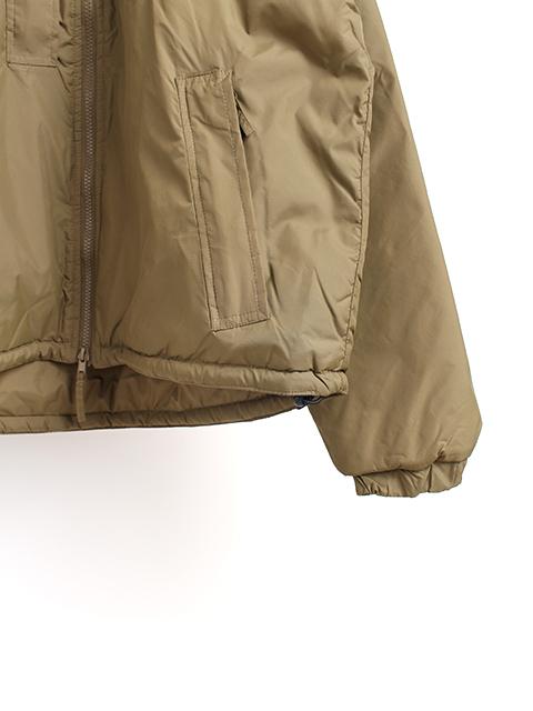イギリス軍PCSジャケット袖裾