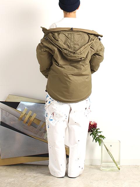 イギリス軍PCSサーマルジャケット