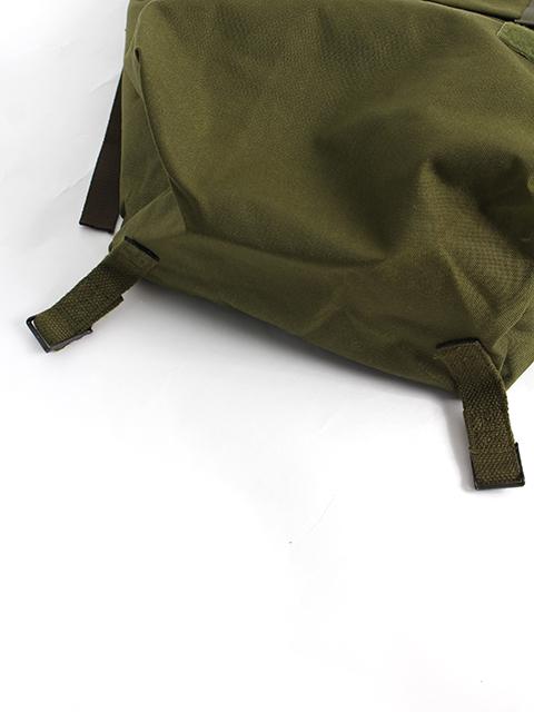 デンマーク軍メッセンジャーバッグ底部分
