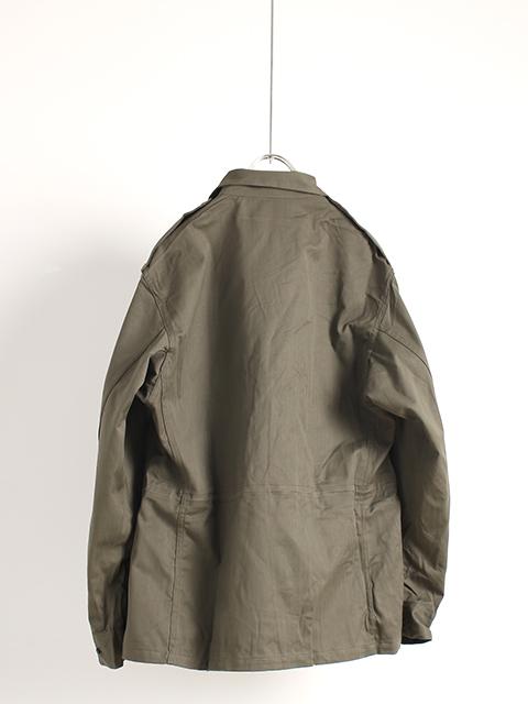 フランス軍F1ジャケット後置き