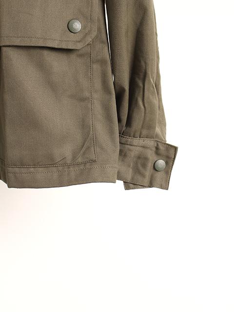 フランス軍F1ジャケット袖