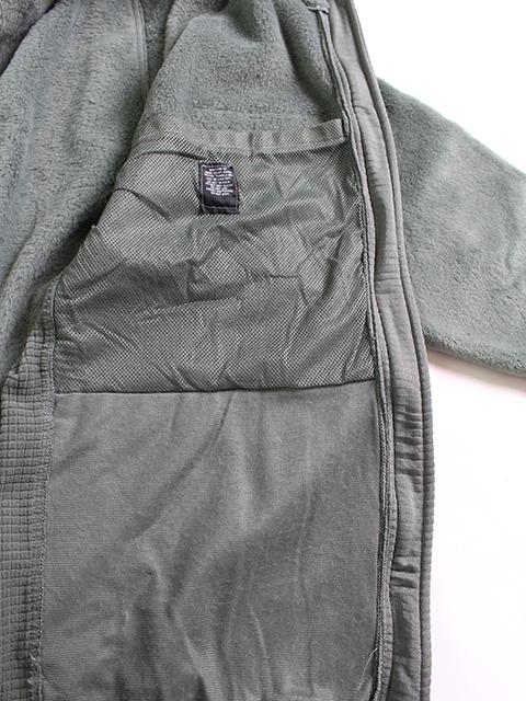 アメリカ軍ECWCSポラーテックフリースJKT裏ポケット