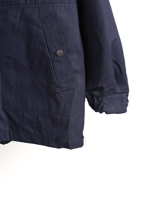 イタリア海軍マリンパーカ袖裾