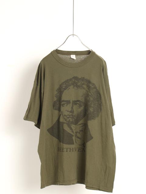レアボディベートーベンTシャツ