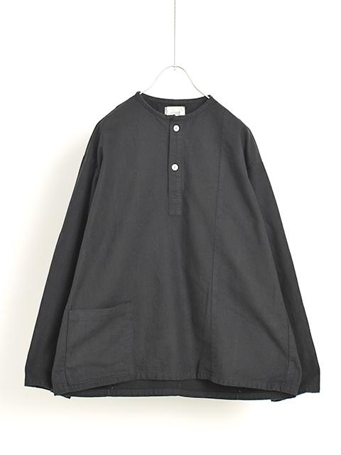 リビルドロシアンスリーピングシャツブラック