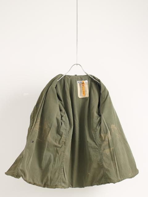 リメイクM-65ミリタリージャケットサイズ2裏地