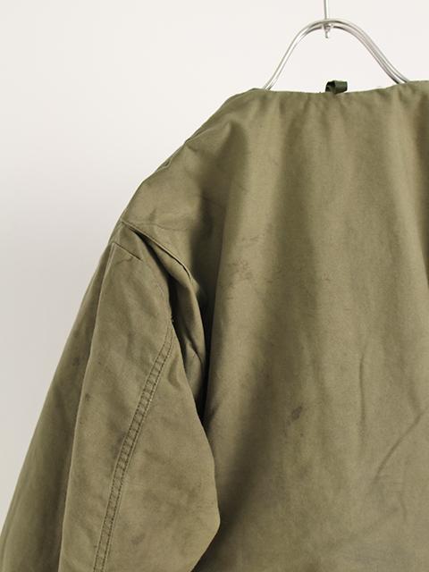 リメイクM-65ミリタリージャケットサイズ2後袖