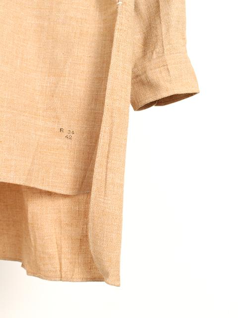 RESISTEXフランスヴィンテージプルオーバーワークシャツ