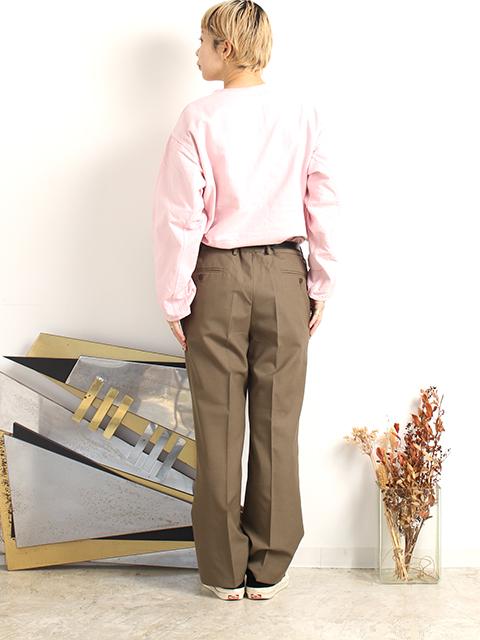 ロシア軍スリーピングシャツ後染めサイズ50