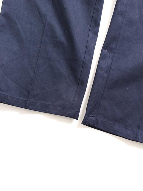 スペイン郵政公社ワークトラウザー置き裾部分
