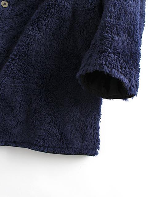 スウェーデン軍M-59ボアライナーオーバーダイ袖裾