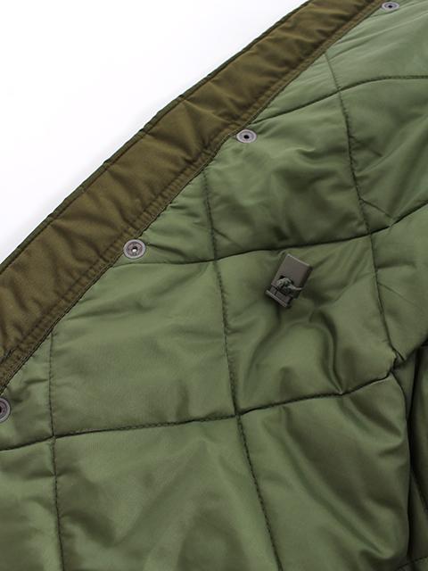 スウェーデン軍M90ジャケットドローコード