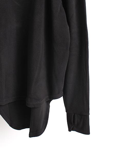 イギリス軍PCSサーマルアンダーシャツブラック袖、裾