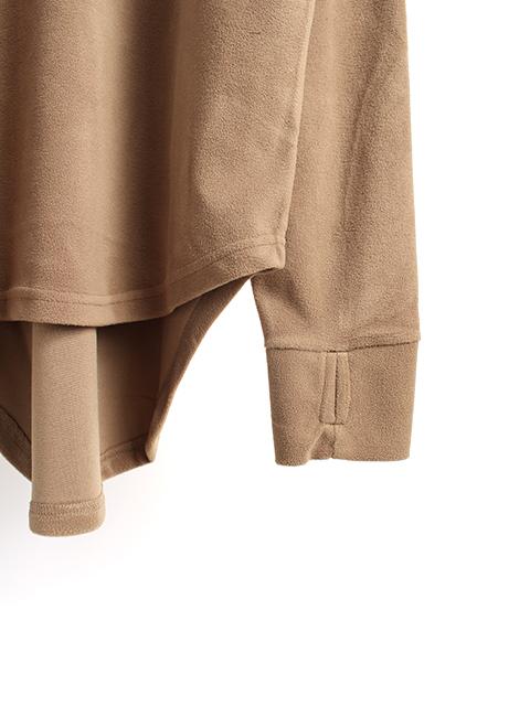 イギリス軍PCSサーマルアンダーシャツ袖裾