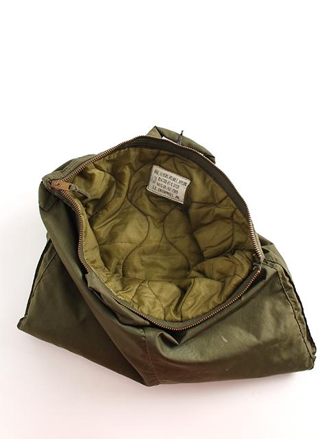 USAFヘルメットバッグ内側