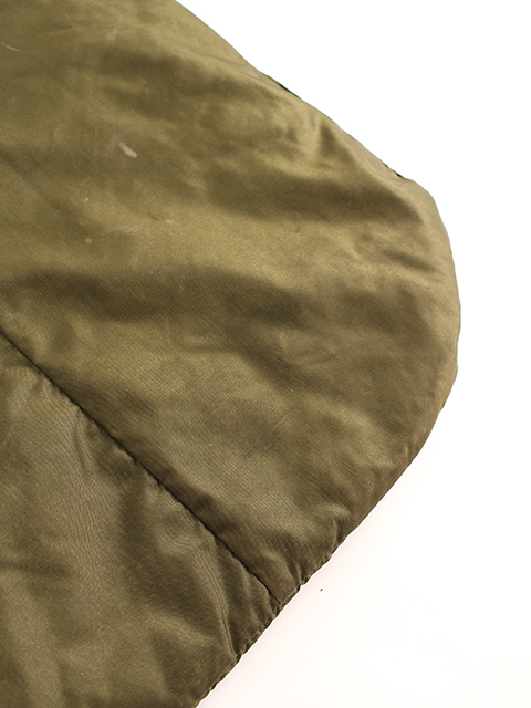 USAFヘルメットバッグ汚れ