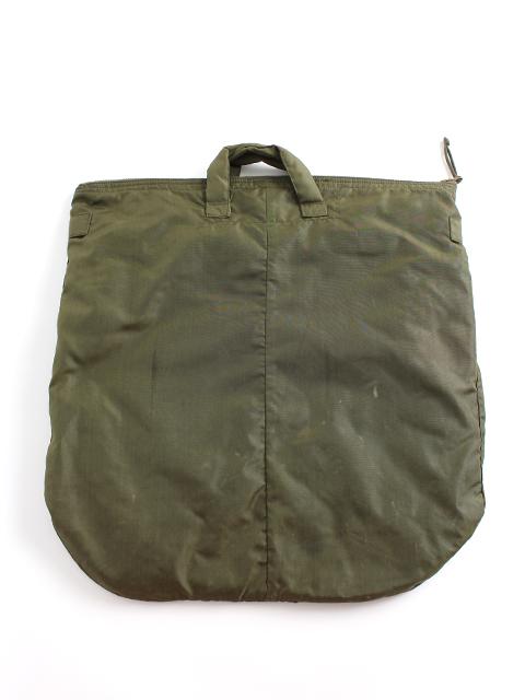 USAFヘルメットバッグ置き後