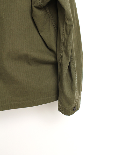 アメリカ軍HBTジャケット2
