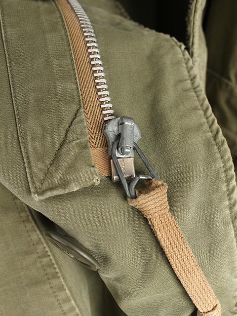 アメリカ軍M-47フィールドパーカシェルMサイズ