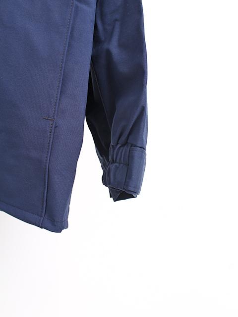 アメリカ湾岸警備隊ゴアテックス&フリースジャケット袖、裾