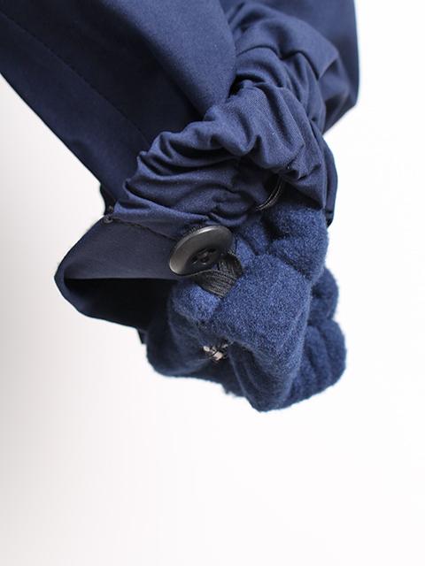アメリカ湾岸警備隊ゴアテックス&フリースジャケットセットボタン