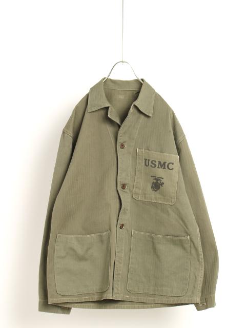 USMC P-41 HBTジャケット pratchen